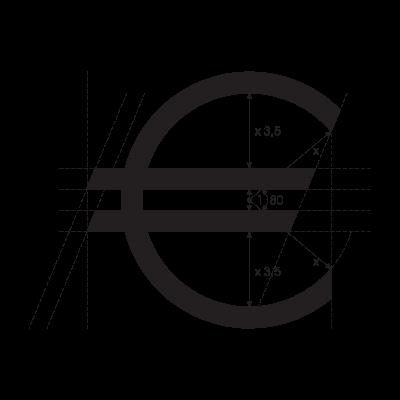 Euro cons vector logo