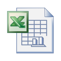 Excel office logo