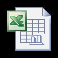 Excel office logo