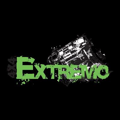 Extremo 4×4 logo vector logo