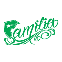 Familia Famous Famous Stars and Straps logo