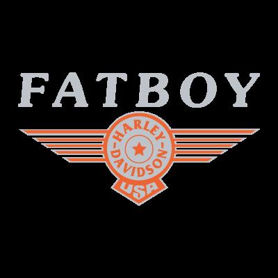 Fatboy logo vector logo