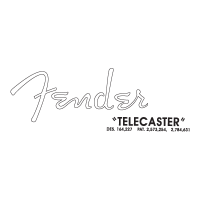 Fender Zouzoul – Spagetti logo