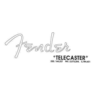 Fender Zouzoul – Spagetti logo vector logo