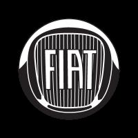Fiat B&W 2007 logo