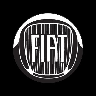 Fiat B&W 2007 logo vector logo