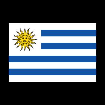 Flag of Bandera de Uruguay vector logo