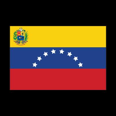 Flag of Venezuela vector logo