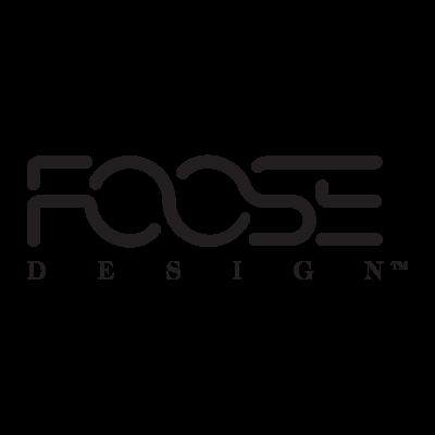 Foose Design logo vector logo