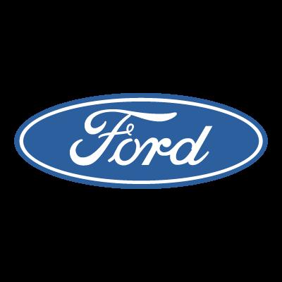 Ford emblem logo vector logo
