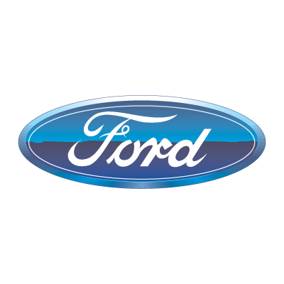 Ford Old logo vector logo