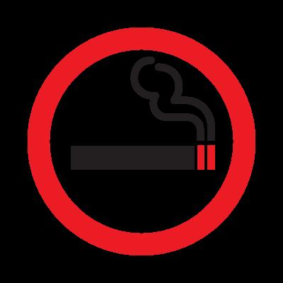 Fumar vector logo