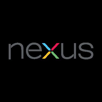 Google Nexus logo vector logo
