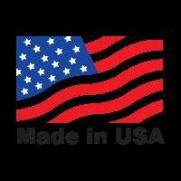 Made in USA Symbol logo
