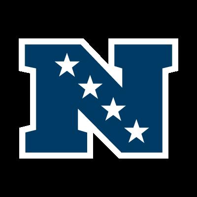 NFC (National Football Conference) logo vector logo