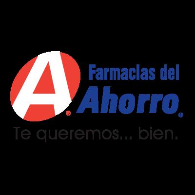 Farmacias del Ahorro logo vector logo