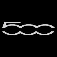 Fiat 500 2007 logo
