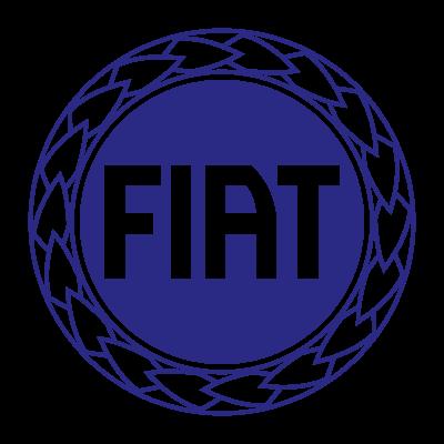 Fiat new logo vector logo