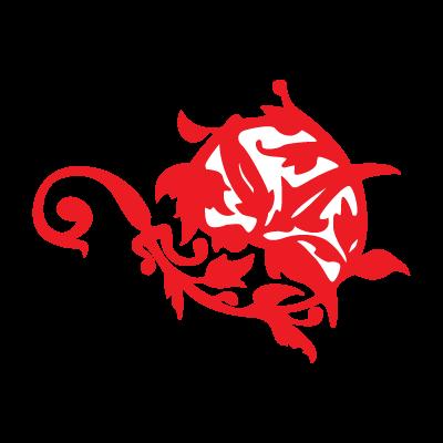 Flower Arts vector logo