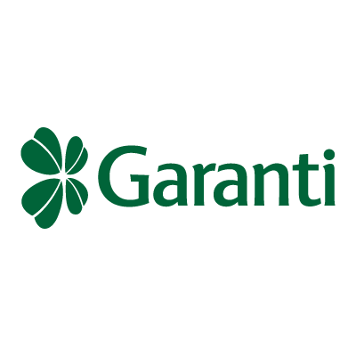 Garanti Bankasi logo vector logo