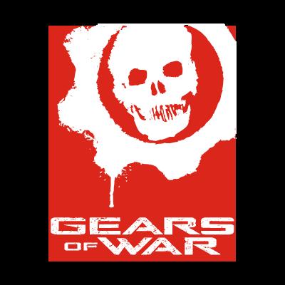 Gears of War  logo vector logo