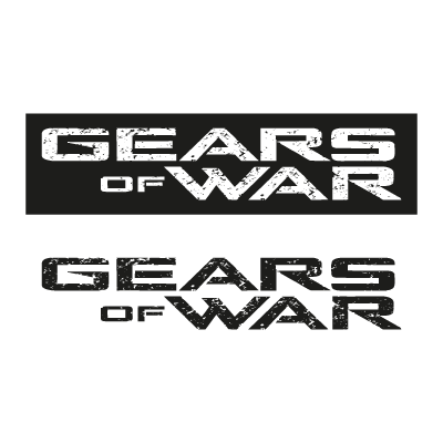 Gears of War Games logo vector logo