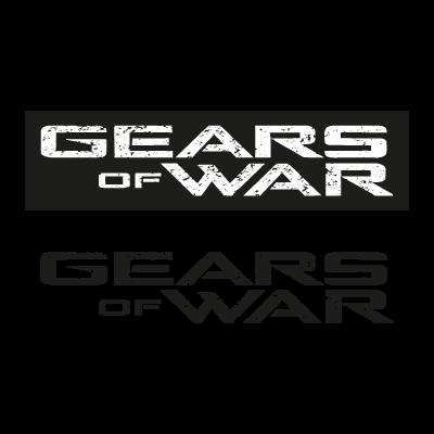 Gears of War Games logo vector logo