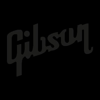Gibson Guitar logo vector logo