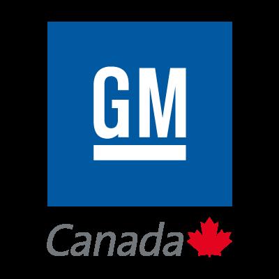 GM Canada logo vector logo
