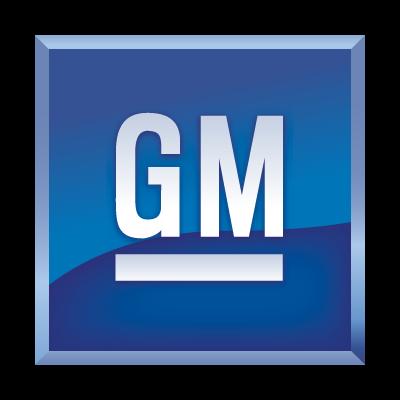 GM logo vector logo