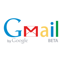 GMail by Google logo