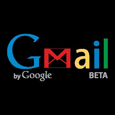 GMail by Google logo vector logo