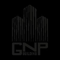 GNP building BW logo