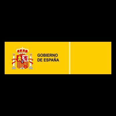 Gobierno de espana logo vector logo