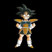 Goku dragon ball vector