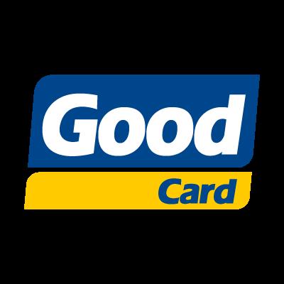 Good Card logo vector logo