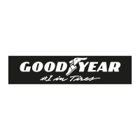 Goodyear #1 in Tires logo