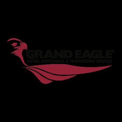 Grand Eagle logo vector logo