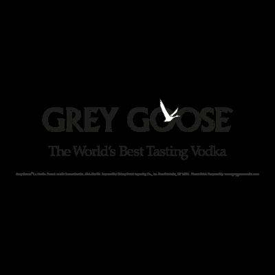 Grey Goose logo vector logo