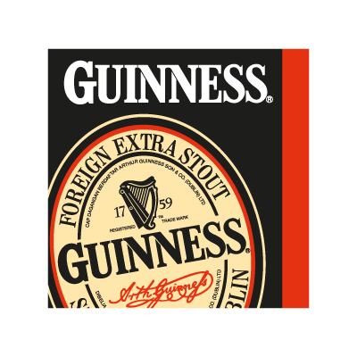 Guinness Extra logo vector logo