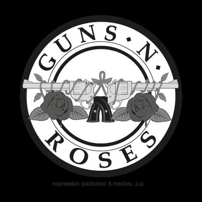 Guns N Roses logo vector logo