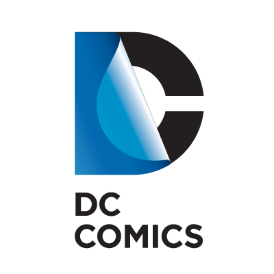 New DC Comics logo vector logo