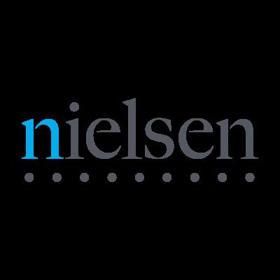 Nielsen logo vector logo