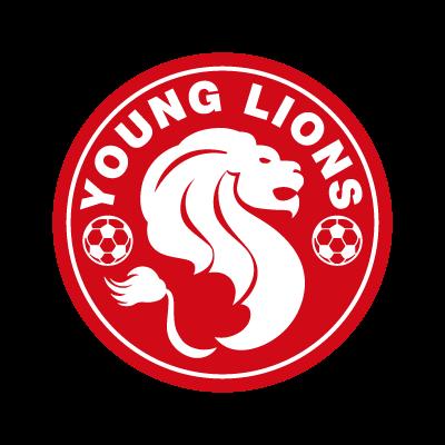 Young Lions logo vector logo