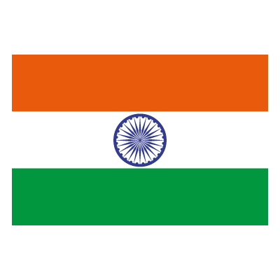 Flag of Indian vector logo