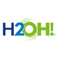 H2OH! Limao logo