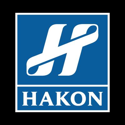 Hakon logo vector logo