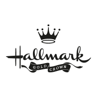 Hallmark gold crown logo