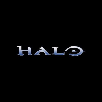 Halo XBox logo vector logo