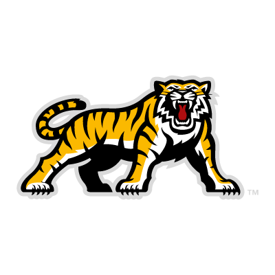 Hamilton Tiger-Cats club logo vector logo
